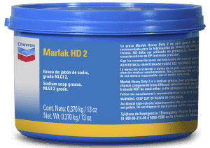 Chevron Marfak® Heavy Duty 2, 3