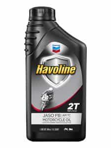Chevron Havoline® Motorcycle Oil 2T