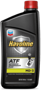 Chevron Havoline® Automatic Transmission Fluid MD-3