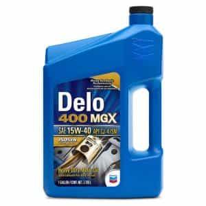Delo® 400 Mgx SAE 15W-40