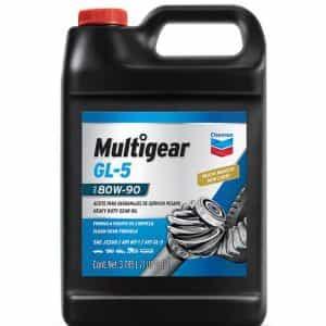 Chevron Multigear® Lubricant EP SAE 80W-90, 85W-140