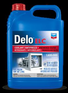 DELO® ELC ANTIFREEZE/COOLANT
