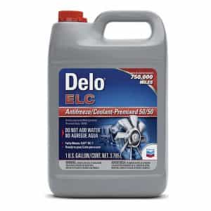 Delo Extended Life Coolant/Antifreeze