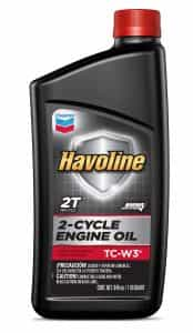 Havoline® 2-Cycle Engine Oil TC-W3®