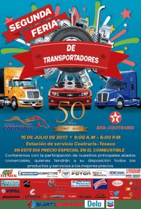 Segunda Feria de Transportadores