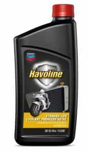 Havoline® Motorcycle XTENDED LIFE COOLANT PREMIXED 50/50 Refrigerante de vida extendida