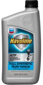 Havoline® Full Synthetic Multi-Vehicle ATF