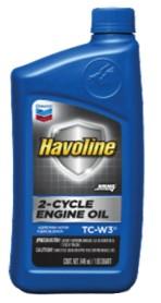 Havoline® 2-CYCLE API TC