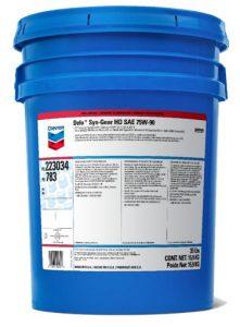 Delo® SYN-GEAR HD SAE 75W-90