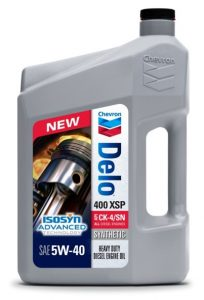 DELO® 400 XSP SAE 5W-40 (Full Synthetic)