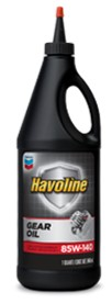 Havoline® Gear Oil SAE 85W-140