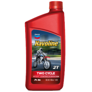 Havoline® Motorcycle Oil 2T JASO FB
