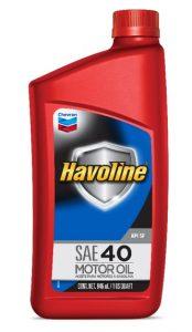 Havoline ® Motor Oil SAE 40, 50 API SF