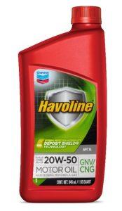 Havoline ® Motor Oil Gas  SAE 20W-50 API SL
